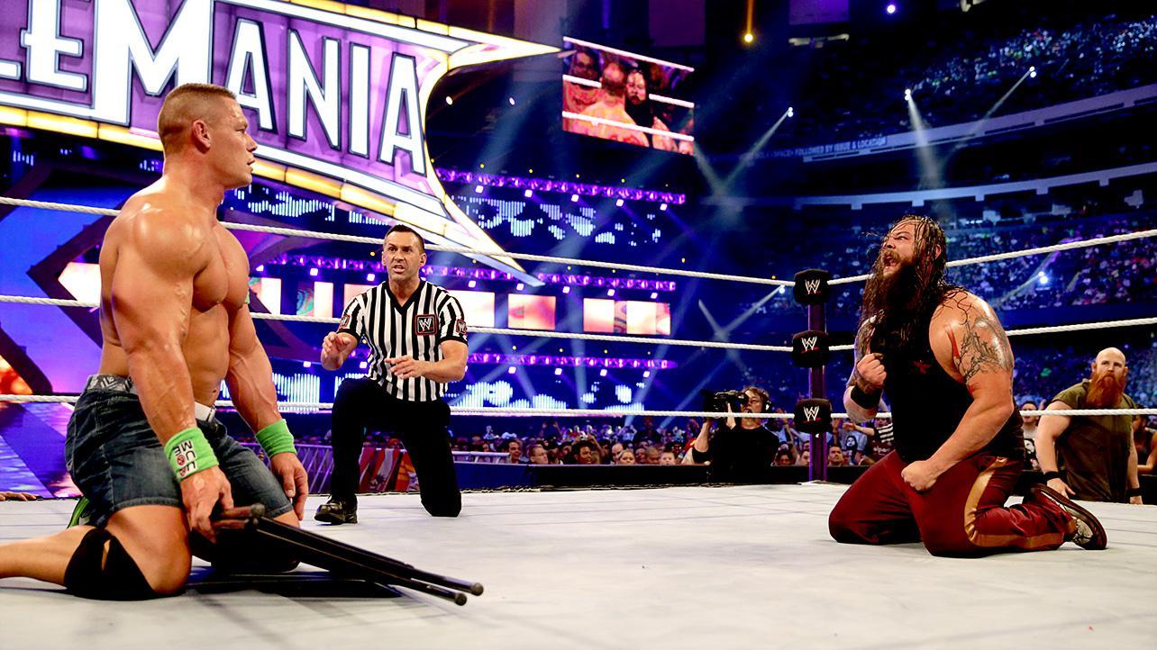 Cena Wyatt mania