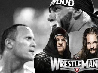 Rock Hogan Taker Wyatt