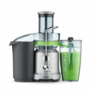 Breville BJE4430SIL The Juice Fountain Cold Review