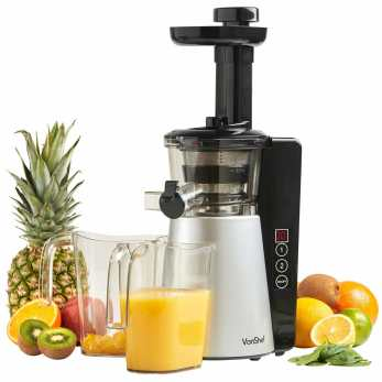 VonShef Digital Slow Masticating Juicer