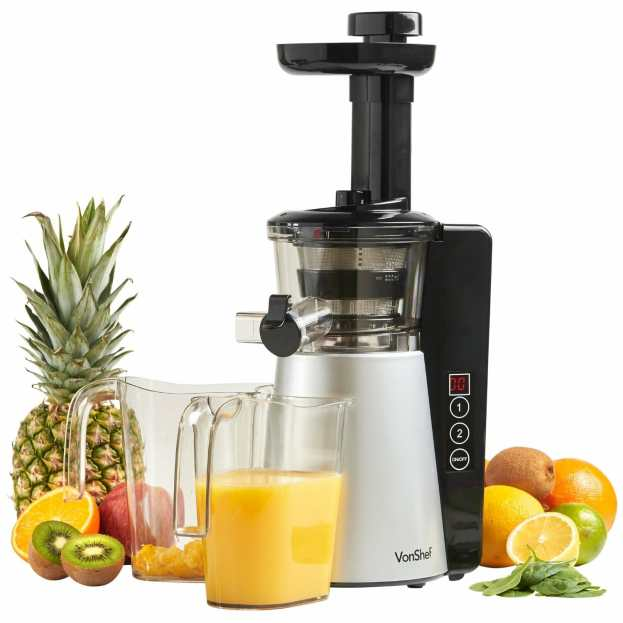 Vonshelf Digital Slow Masticating Juicer Review
