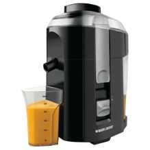 BLACK + DECKER JE2200B 400 Watt Fruit and Vegetable Juice Extractor
