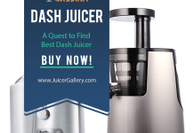 Best Dash Juicer