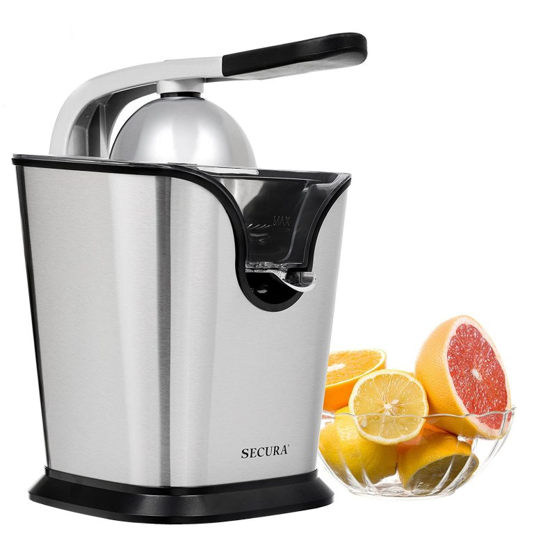 The 5 Best Citrus Juicer In The World Right Now