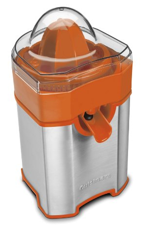 cuisinart ccj-500 citrus juicer review