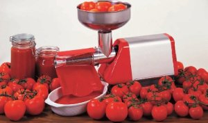 A Tomato Strainer Is A Great Tool To Use For Making Fresh Sauce and Juice 1