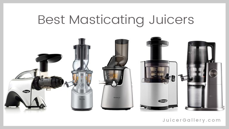 10 Best Masticating Juicers of 2021 – Reviews and Guide