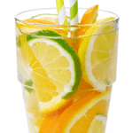 Citrus Zinger Infused Water