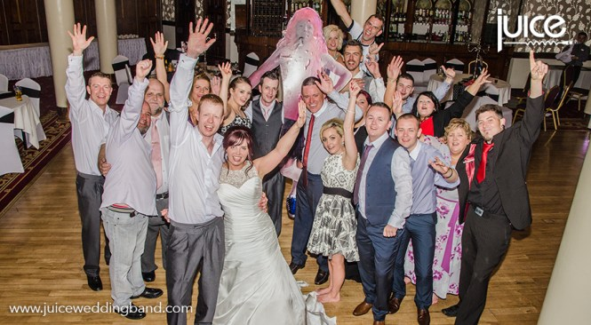 The Promise Is A Five Piece Band From Northern Ireland Specialising In Corporate Events And Weddings