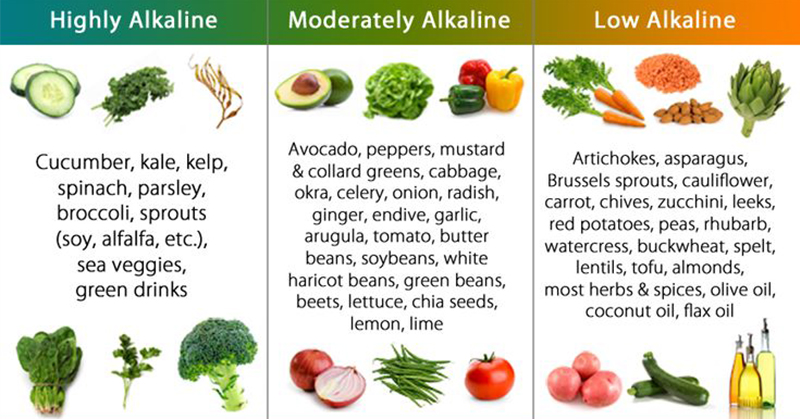 Chart Top Foods Anti Inflammatory