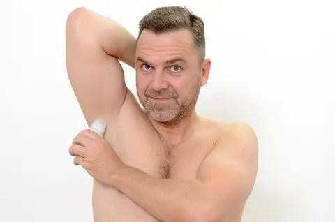 rub testosterone treatment gel in their armpits