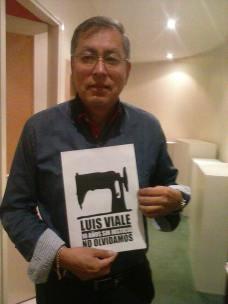 Liborio Flores (Embajador del Estado Plurinacional de Bolivia en Argentina)