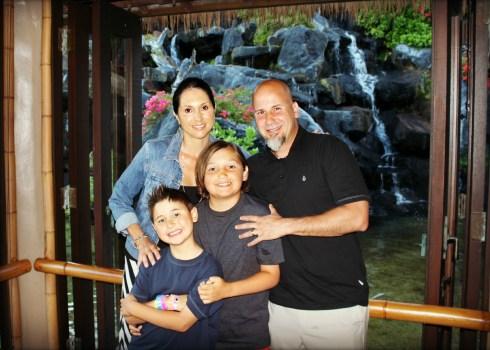 Kauai Collage Family Tidepools