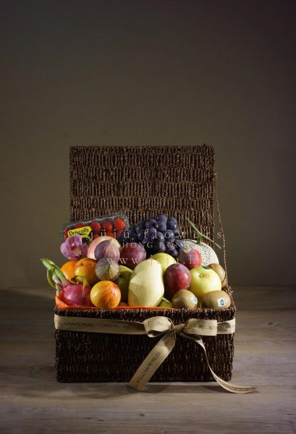 Fruit Basket 08016