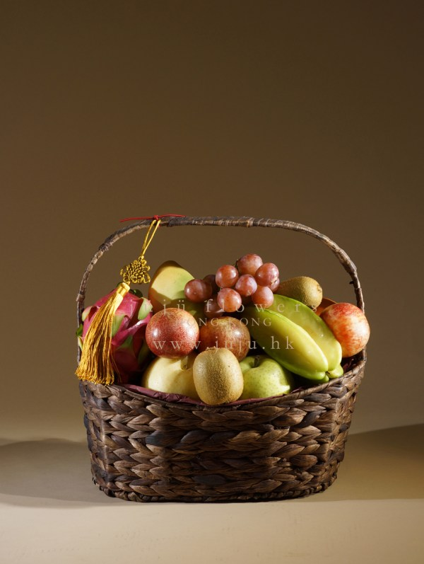 Fruit basket 08002