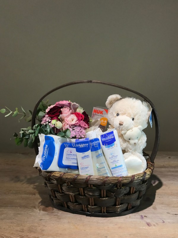 06010-Momma & BB GUND Bear