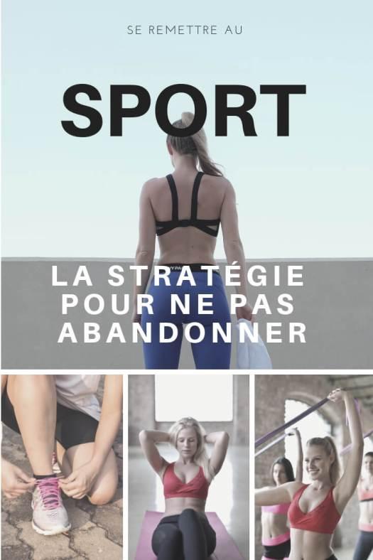 Sport: Pourquoi et comment se remettre au sport ? Tu en as marre de voir ta bonne résolution fondre au soleil, cette fois-ci, tu es déterminé-e à te remettre au sport ? Alors viens lire cet article, il t'apprends la stratégie gagnante (+ comment trouver le sport qui te correspond)
