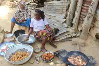 Call +234 802 750 8837 to order your Kuli Kuli from the Langa Langa Women Kuli Kuli Collective