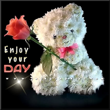 Enjoy Your Day 25 Graphics Quotes Comments Images Amp Greetings For Myspace Facebook