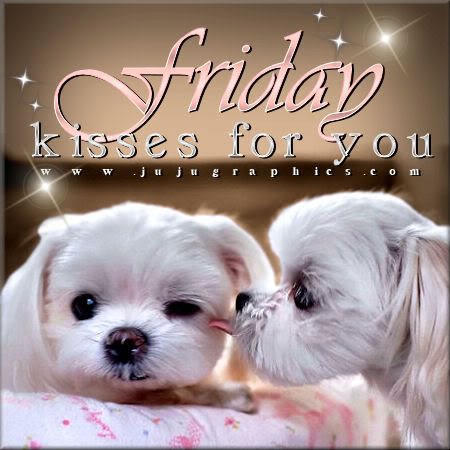Friday Kisses For You 2 Graphics Quotes Comments Images Amp Greetings For Myspace Facebook