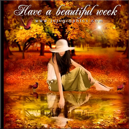Have A Beautiful Week 7 Graphics Quotes Comments Images Amp Greetings For Myspace Facebook