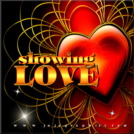 Showing Love 76 Graphics Quotes Comments Images