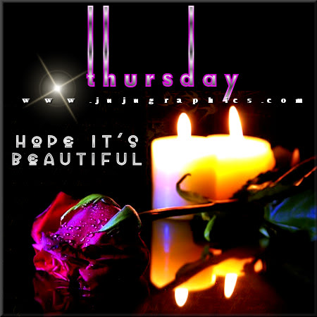 Thursday Hope Its Beautiful 1 Graphics Quotes Comments Images Amp Greetings For Myspace