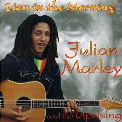 Julian Marley JuJu Royal Album Lion In The Morning