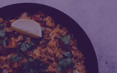 Cashew Cranberry Rice