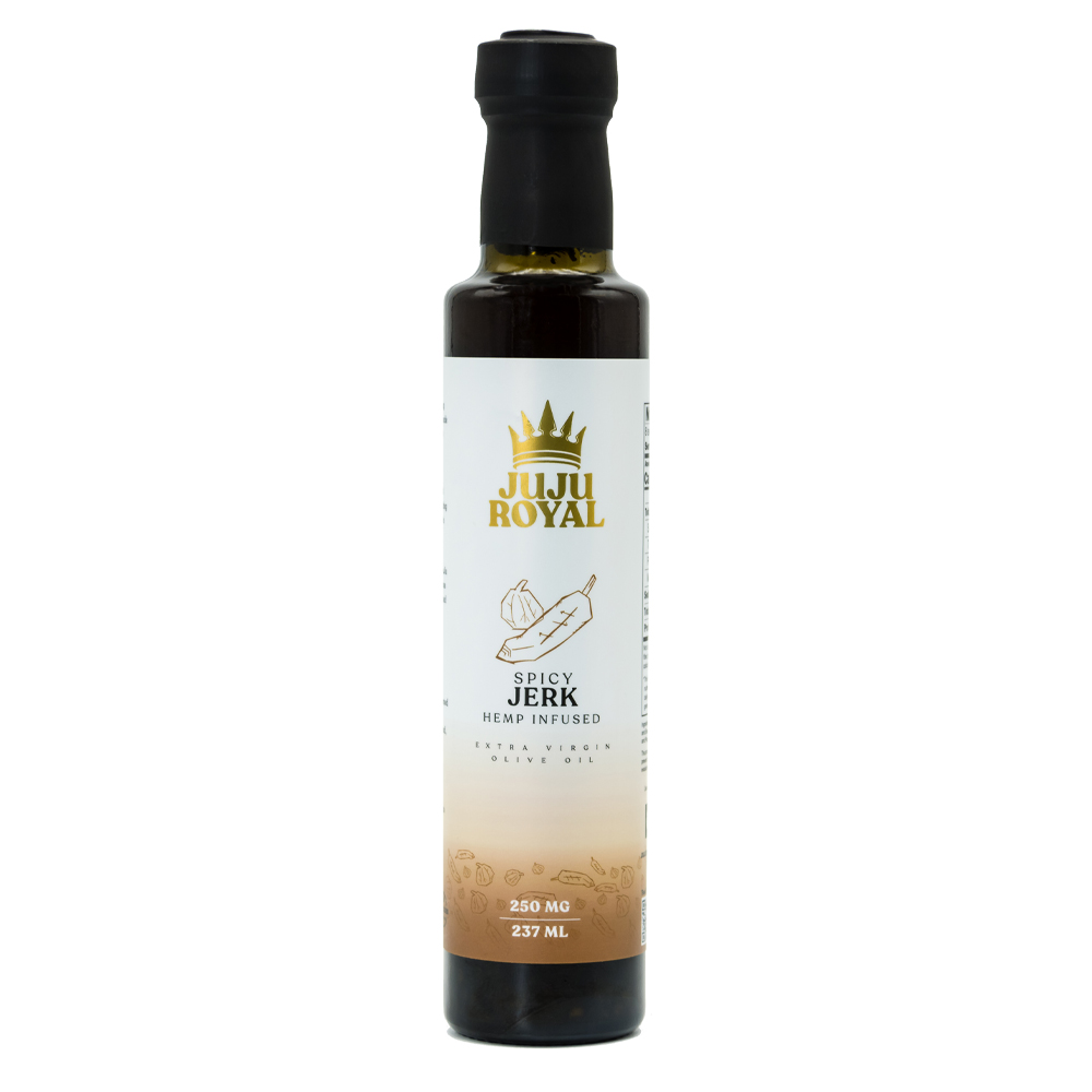 JuJu Royal Infused Olive Oil