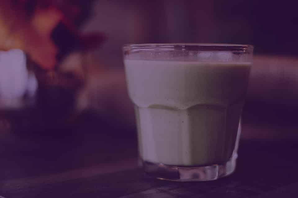 Green Ginger and Mango Smoothie - Julian Marley JuJu Royal