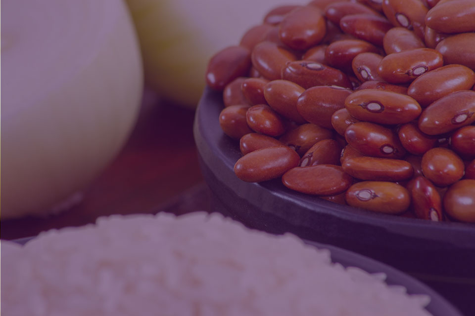 Jerk Rice and Beans - Julian Marley JuJu Royal