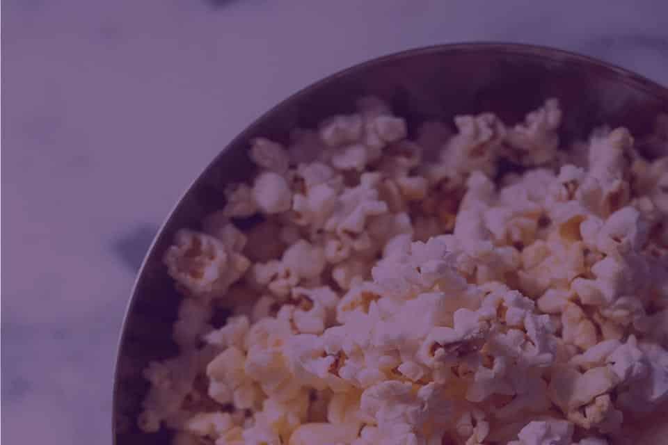 JuJu Royal - Savory and Sweet Popcorn