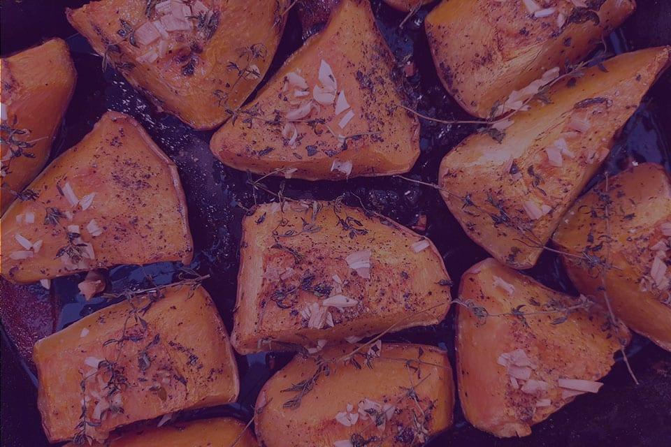 Rosemary Roasted Ginger Potatoes - Julian Marley JuJu Royal