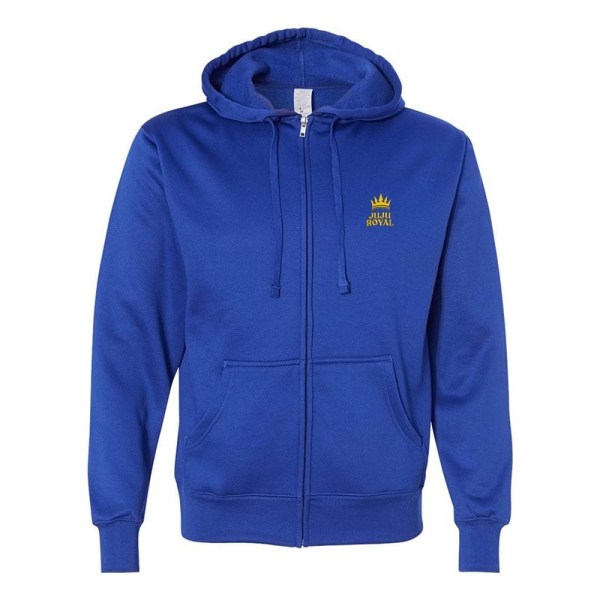 JuJu Royal Zipped Sweatshirt