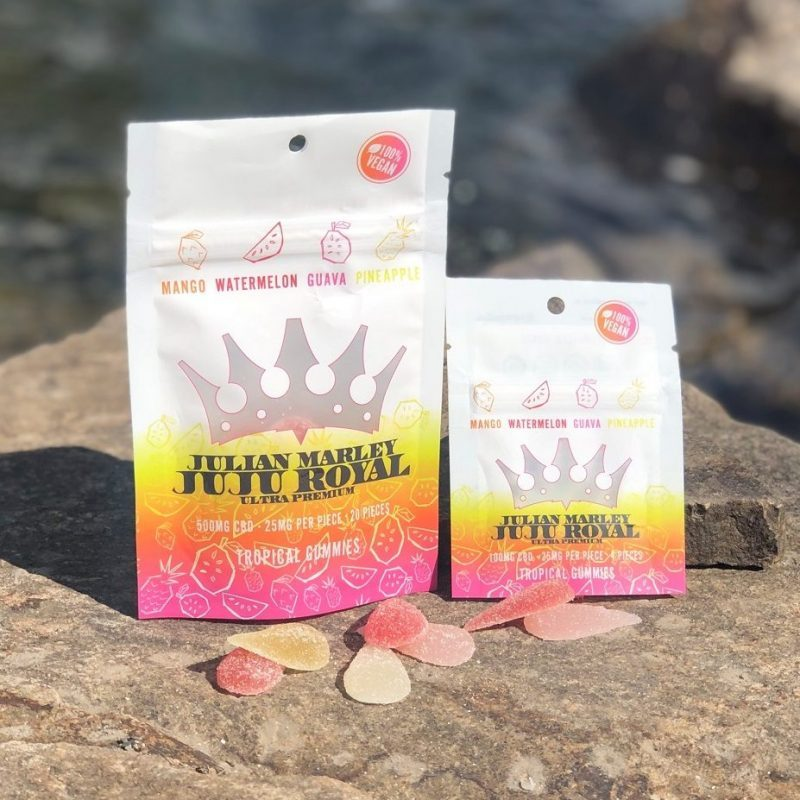 JuJu Royal Tropical Gummies