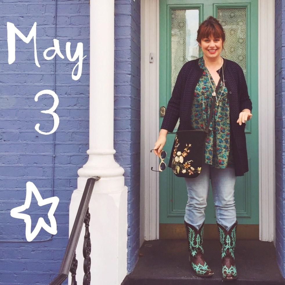 Me Made May at jujuvail.com