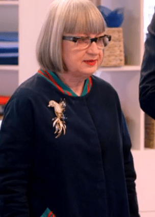 Esme Young on The Great British Sewing Bee
