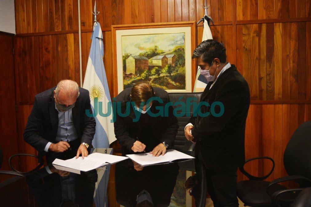 Perico Humahuaca Abra Pampa y La Quiaca contaran con Defensa del Consumidor 1