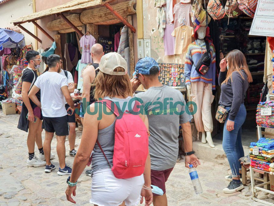 300 millones de pesos genero el turismo en Jujuy Humahuaca 2
