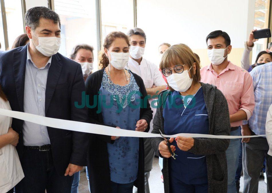 Puesta en funcionamiento nuevamente de Servicio de Odontologia del Hospital Snopek 1