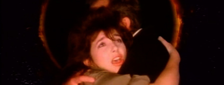 Peter Gabriel and Kate Bush