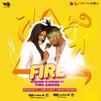 JBAudio: Diamond Platnumz – Fire ft. Tiwa Savage