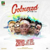 Zayo ft. Wale Turner x Terry Apala x Oladips & Mz Kiss - Coloured (Remix)