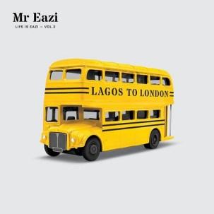 Mr Eazi - Miss You Bad ft. Burna Boy