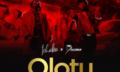 Ichaba – Olotu ft. Dremo