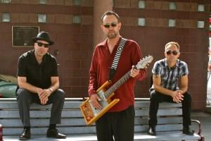 Nathan James Trio