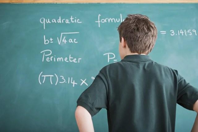 数式の解き方