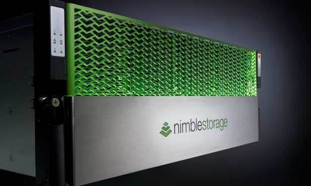 Nimble Storage All-Flash, late but right