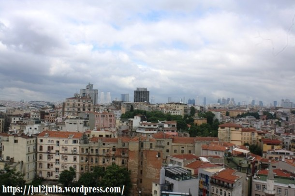 View from Galata Tower (1)